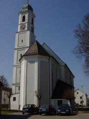 Kirche in Affing